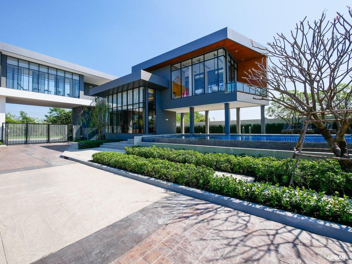 รีวิว CENTRO รามอินทรา-จตุโชติ บ้านเดี่ยวหลังใหญ่ 4 ห้องนอน บนวงแหวน ระดับคุณภาพจากเอพี 42 - AP (Thailand) - เอพี (ไทยแลนด์)