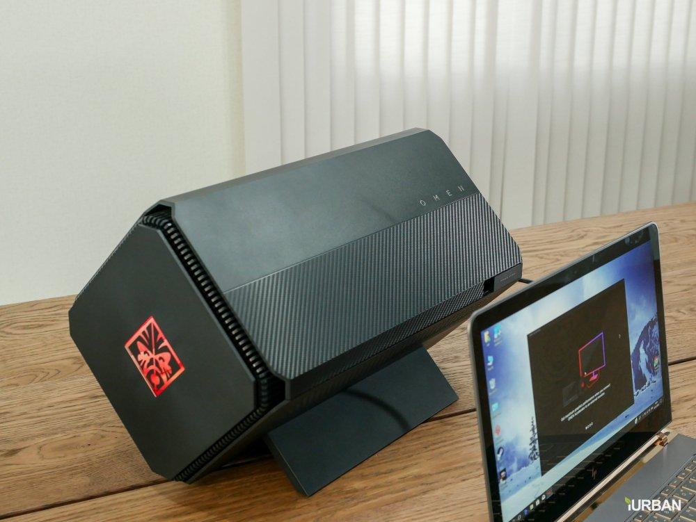 omen 10 OMEN Accelerator ใช้โน๊ตบุ๊คเล่นเกม บางๆ เท่ๆ เครื่องเดิม แรงขึ้นได้ต้องใช้ตัวนี้