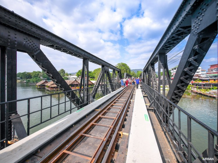 จัดงานวิ่ง Half Marathon บนสะพานข้ามแม่น้ำแคว พื้นที่ประวัติศาสตร์โลกได้ด้วยเทคโนโลยีก่อสร้างสมัยใหม่ (ถอนต้องไวก่อนรถไฟมา) #SHERA 22 - fiber cement wood