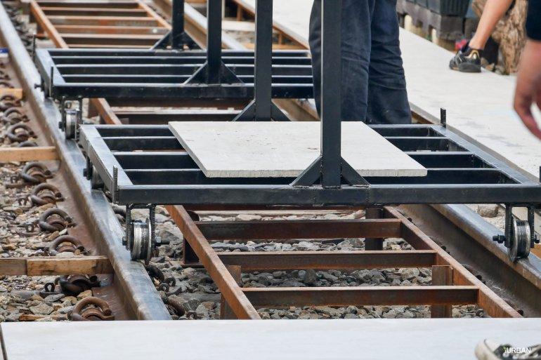 จัดงานวิ่ง Half Marathon บนสะพานข้ามแม่น้ำแคว พื้นที่ประวัติศาสตร์โลกได้ด้วยเทคโนโลยีก่อสร้างสมัยใหม่ (ถอนต้องไวก่อนรถไฟมา) #SHERA 23 - fiber cement wood