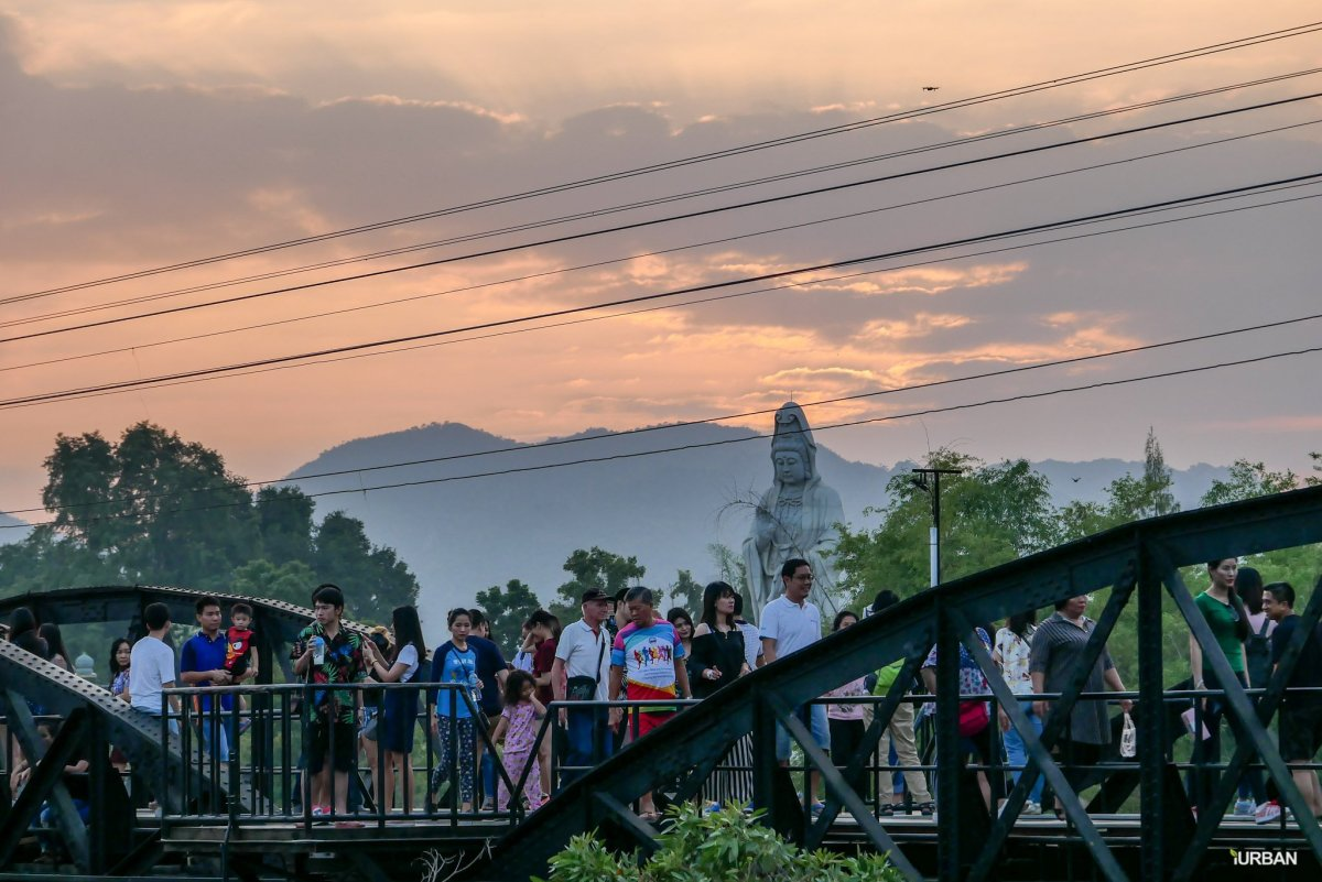 จัดงานวิ่ง Half Marathon บนสะพานข้ามแม่น้ำแคว พื้นที่ประวัติศาสตร์โลกได้ด้วยเทคโนโลยีก่อสร้างสมัยใหม่ (ถอนต้องไวก่อนรถไฟมา) #SHERA 20 - fiber cement wood