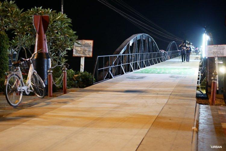 จัดงานวิ่ง Half Marathon บนสะพานข้ามแม่น้ำแคว พื้นที่ประวัติศาสตร์โลกได้ด้วยเทคโนโลยีก่อสร้างสมัยใหม่ (ถอนต้องไวก่อนรถไฟมา) #SHERA 38 - fiber cement wood