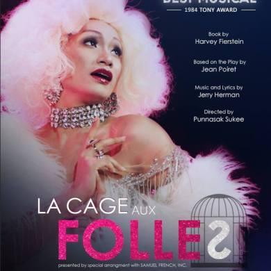 """ละครเพลง เรื่อง """"LA CAGE AUX FOLLES"""" 15 -"""