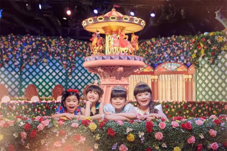 HKDL Disney Friends Springtime Garden 750x500 ฮ่องกงดิสนีย์แลนด์ ชวนเที่ยวเทศกาลเฉลิมฉลองฤดูใบไม้ผลิ Disney Friends Springtime Carnival