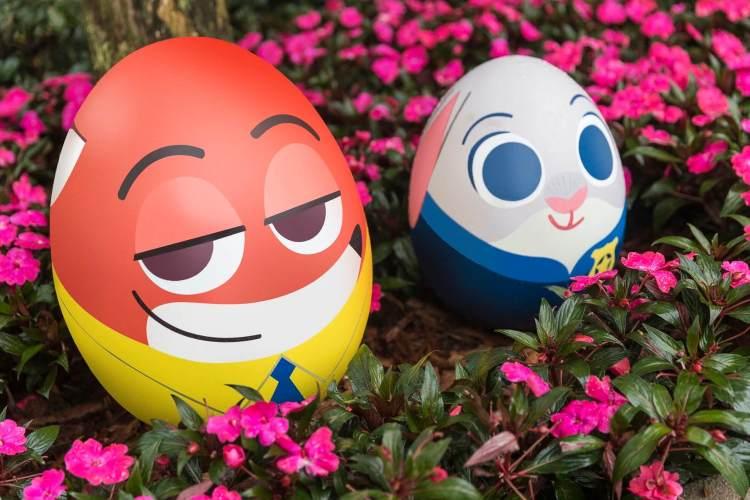HKDL Egg 750x500 ฮ่องกงดิสนีย์แลนด์ ชวนเที่ยวเทศกาลเฉลิมฉลองฤดูใบไม้ผลิ Disney Friends Springtime Carnival