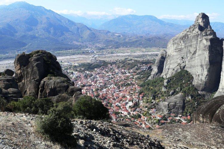 Meteora.... อารามลอยฟ้า สถานที่ต้นแบบอาณาจักร The Mountain and The Vale ในซี่รี่ย์ Game of Thrones 20 - Meteora
