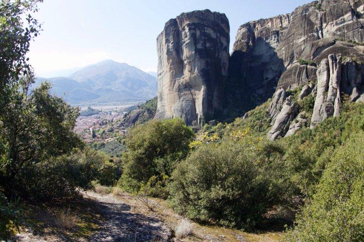 IMG 1043 750x500 Meteora.... อารามลอยฟ้า สถานที่ต้นแบบอาณาจักร The Mountain and The Vale ในซี่รี่ย์ Game of Thrones