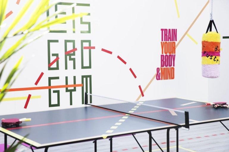 Let's Gro Gym ยิมต้นแบบเพื่อฝึกความแข็งแกร่งของร่างกายและจิตใจ 14 - Gym