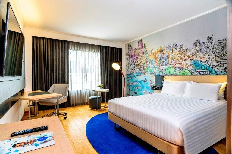 """โรงแรมโนโวเทล กรุงเทพ สยามสแควร์ เปิดตัวห้องพักใหม่ภายใต้คอนเซ็ปต์ """"เอ็น รูม"""" 13 -"""
