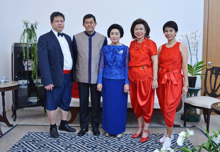 บูติคนิวซิตี้ฯ ชวนคนรักประเทศไทย 13 -