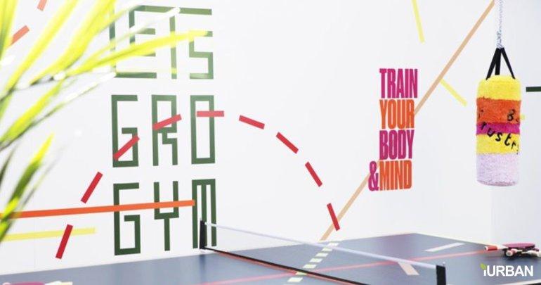 Let's Gro Gym ยิมต้นแบบเพื่อฝึกความแข็งแกร่งของร่างกายและจิตใจ 13 - Gym