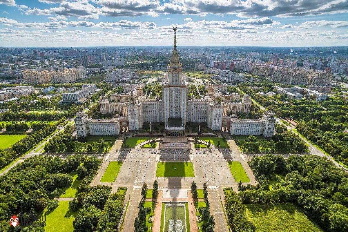 เที่ยวเนินเขานกกระจอก สแปร์โร่ฮิลล์ 7 ทัวร์รัสเซีย รวม 7 แลนด์มาร์คเที่ยวรัสเซียที่ต้องไปให้ถึง