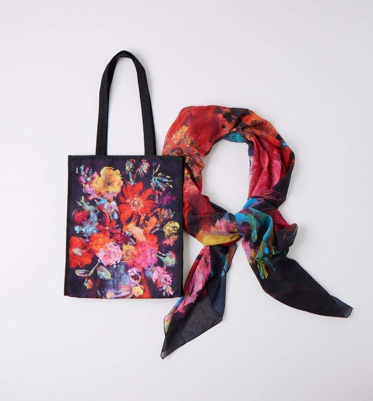 """นิทรรศการ """"Arianna Caroli : Artist in Residence"""" ถ่ายทอดพลังแห่งดอกไม้งามผ่านงานศิลปะ 7-18 ก.พ. นี้ ที่เซ็นทรัล เอ็มบาสซี 23 - Arianna Caroli"""
