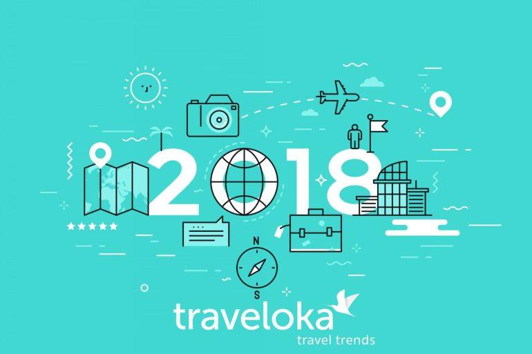 Traveloka เผยเทรนด์การท่องเที่ยวของคนไทยปี 2018 13 -