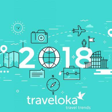 Traveloka เผยเทรนด์การท่องเที่ยวของคนไทยปี 2018 14 -