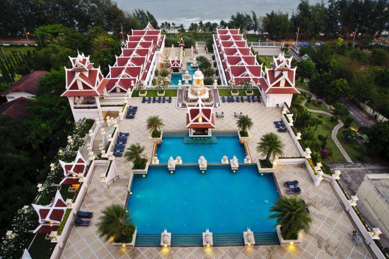 ลดสูงสุด 70% กับแพคเกจห้องพักหรูระดับ 5 ดาวโรงแรมแกรนด์ แปซิฟิก ซอฟเฟอริน รีสอร์ท แอนด์ สปางานไทยเที่ยวไทย ครั้งที่ 46 13 -
