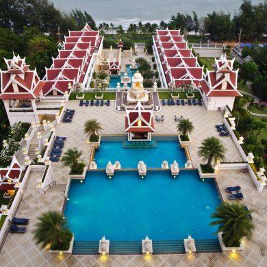 ลดสูงสุด 70% กับแพคเกจห้องพักหรูระดับ 5 ดาวโรงแรมแกรนด์ แปซิฟิก ซอฟเฟอริน รีสอร์ท แอนด์ สปางานไทยเที่ยวไทย ครั้งที่ 46 16 -