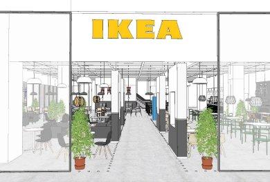 IKEA Cafe 02