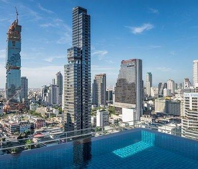 โรงแรมอัมรา กรุงเทพฯ นำเสนอโปรโมชั่น Bangkok Staycation มอบส่วนลดพิเศษ 20% สำหรับเข้าพักระหว่าง 1 มีนาคม – 31 ตุลาคม 2561 (จองระหว่าง 1 – 15 มีนาคม 2561 เท่านั้น) 14 -