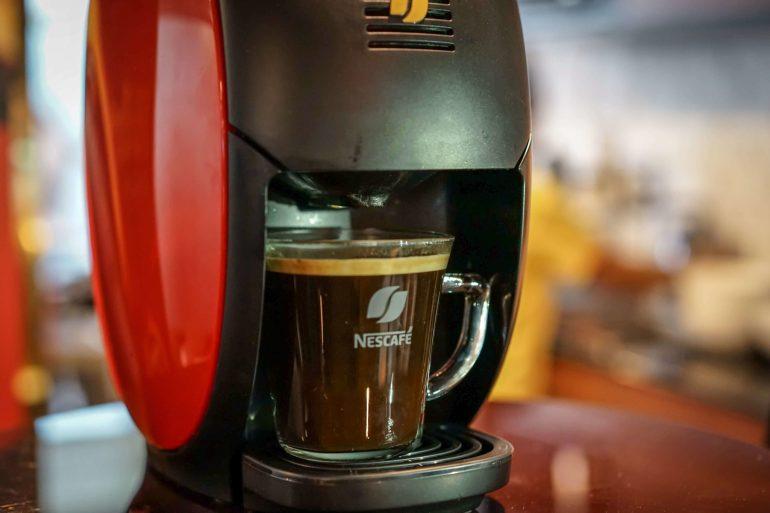 บังเอิญชิม NESCAFÉ GOLD BARISTA แก้วละแค่ 3 บาท เครื่องก็ได้ฟรี ใครมีออฟฟิศคุ้มมาก จัดเลย 21 - Coffee