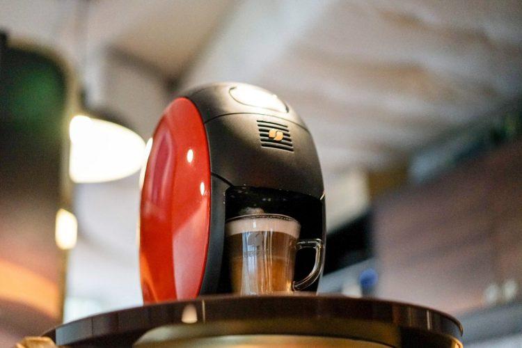 บังเอิญชิม NESCAFÉ GOLD BARISTA แก้วละแค่ 3 บาท เครื่องก็ได้ฟรี ใครมีออฟฟิศคุ้มมาก จัดเลย 20 - Coffee