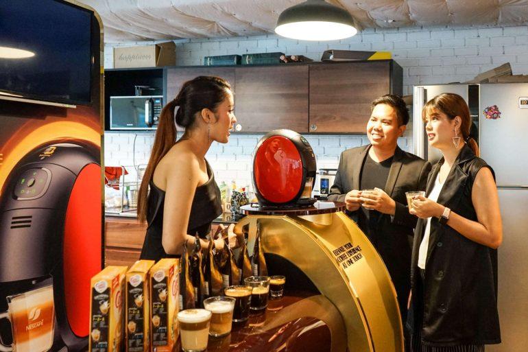บังเอิญชิม NESCAFÉ GOLD BARISTA แก้วละแค่ 3 บาท เครื่องก็ได้ฟรี ใครมีออฟฟิศคุ้มมาก จัดเลย 18 - Coffee