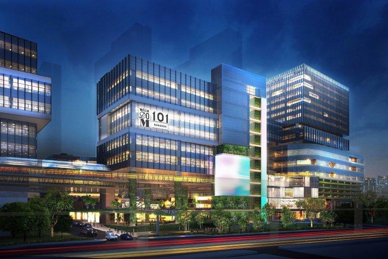 """MQDC ตอกย้ำความสำเร็จ WHIZDOM 101 โครงการมิกซ์ยูสคุณภาพยอดเยี่ยมแห่งแรกในภูมิภาคเอเชีย พร้อมเผยยอดจองทะลุเป้า และเตรียมเปิดโครงการใหม่ """"Whizdom Inspire"""" 13 -"""