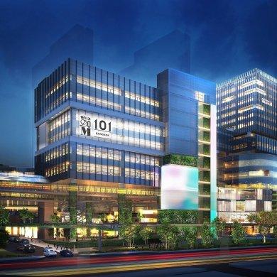 """MQDC ตอกย้ำความสำเร็จ WHIZDOM 101 โครงการมิกซ์ยูสคุณภาพยอดเยี่ยมแห่งแรกในภูมิภาคเอเชีย พร้อมเผยยอดจองทะลุเป้า และเตรียมเปิดโครงการใหม่ """"Whizdom Inspire"""" 16 -"""