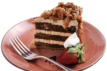 Find simple sophistication with Zing's 'Old Fashioned' cakes 4 -