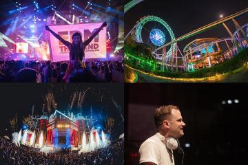 """ปิดฉากครั้งแรกสุดอลังการ!!! เทศกาลดนตรีแนวอิเล็กทรอนิกส์มิวสิคที่ยิ่งใหญ่ที่สุดในเอเซีย """"ดรอปโซน เฟสติวัล แบงค็อก 2018"""" 8 -"""