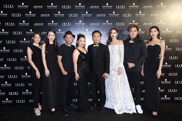 เปิดตัวอลังการ ชวาร์สคอฟ โปรเฟสชั่นแนล (ประเทศไทย) จัดงานต้อนรับ 2 แบรนด์ดัง JOICO และ ZOTOS ร่วมชายคา ดารา-เซเลบฯ ร่วมยินดี 13 -