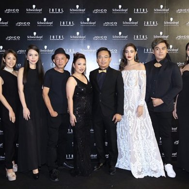 เปิดตัวอลังการ ชวาร์สคอฟ โปรเฟสชั่นแนล (ประเทศไทย) จัดงานต้อนรับ 2 แบรนด์ดัง JOICO และ ZOTOS ร่วมชายคา ดารา-เซเลบฯ ร่วมยินดี 16 -