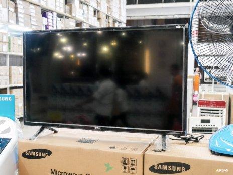 LED TV ยี่ห้อ TCL 32 นิ้ว รุ่น 32D2900 สีดำ