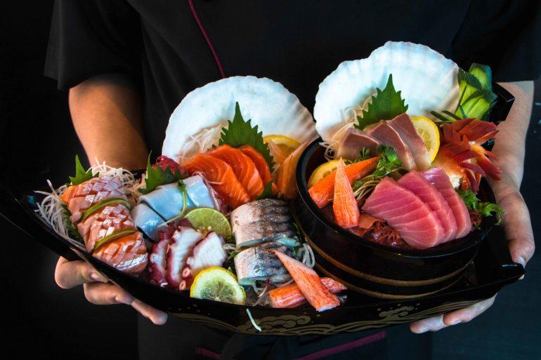 """อิ่มอร่อย..ลุ้นทานฟรี กับ """"นิชิกิ"""" บุฟเฟ่ต์อาหารญี่ปุ่นตามสั่ง 13 -"""