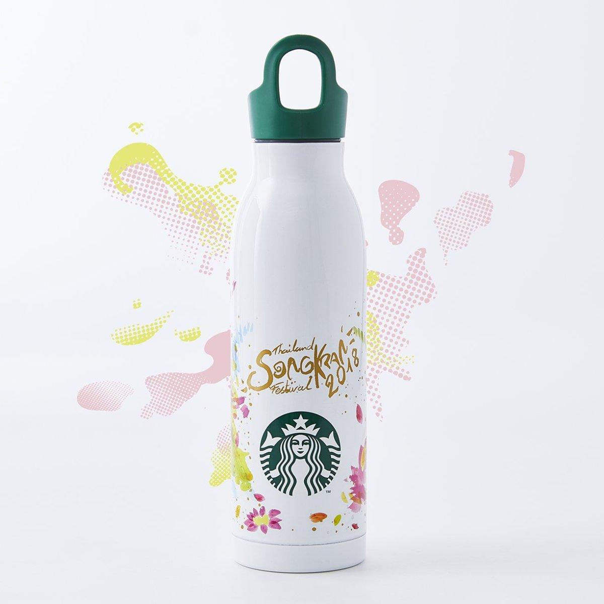 สตาร์บัคส์ร่วมนับถอยหลังเฉลิมฉลองวันปีใหม่ไทย  พร้อมส่งคอลเลคชั่นดริ้งค์แวร์ใหม่ล่าสุดแต่งแต้มสีสันแห่งความสนุกรับเทศกาลสงกรานต์ 15 - Starbucks (สตาร์บัคส์)