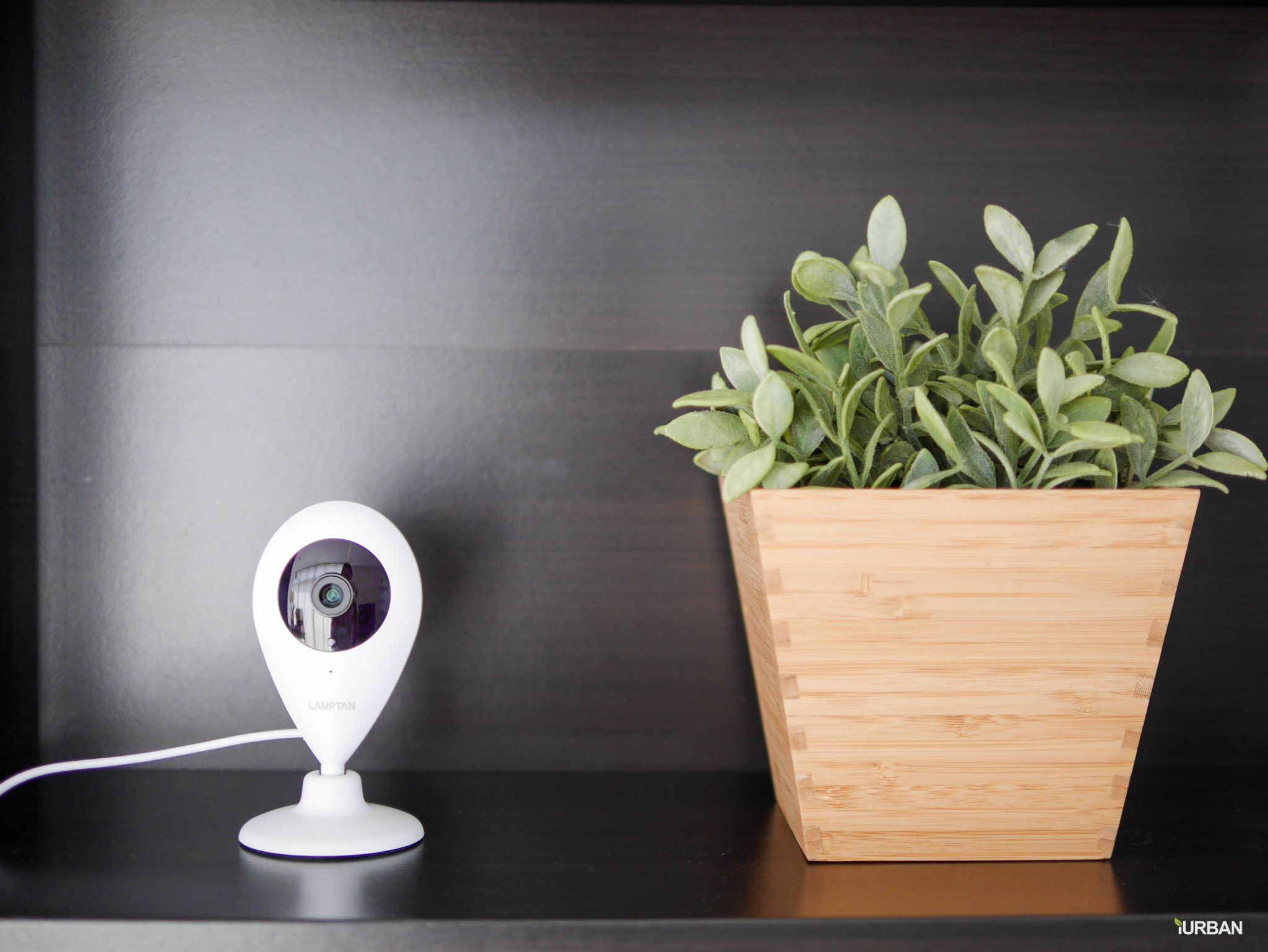 รีวิว LAMPTAN Smart Home Security Kit ชุดกล้องวงจรปิดและเตือนประตูเปิดไปมือถือ พร้อมชุดติดตั้งเองได้ 26 - App