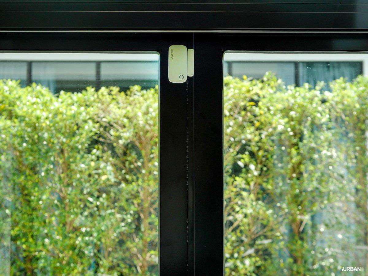 รีวิว LAMPTAN Smart Home Security Kit ชุดกล้องวงจรปิดและเตือนประตูเปิดไปมือถือ พร้อมชุดติดตั้งเองได้ 28 - App