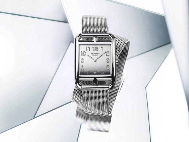 นาฬิกาแอร์เมส CAPE COD Mirror & Anchor Chain Dials 13 -