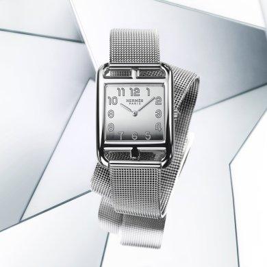 นาฬิกาแอร์เมส CAPE COD Mirror & Anchor Chain Dials 16 -