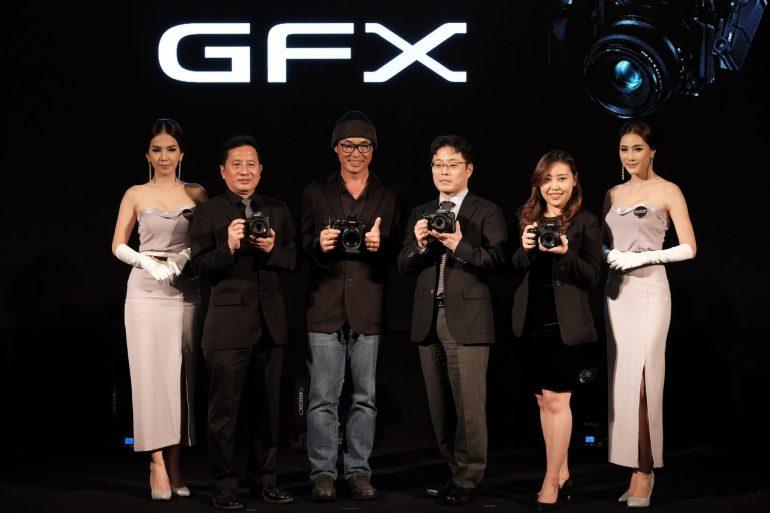 ฟูจิฟิล์มเปิดตัว กล้อง mirrorless Fuji X-T20 ตอบสนองการถ่ายภาพ 13 - Fuji GFX 50s