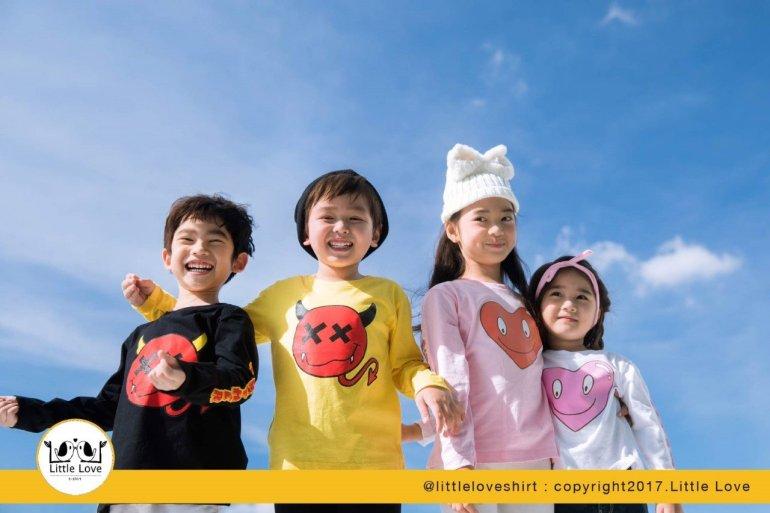 """เปิดตัวแบรนด์ """"Little LOVE"""" ขึ้นแท่นแบรนด์ผู้นำเสื้อผ้าชุดครอบครัว 13 -"""