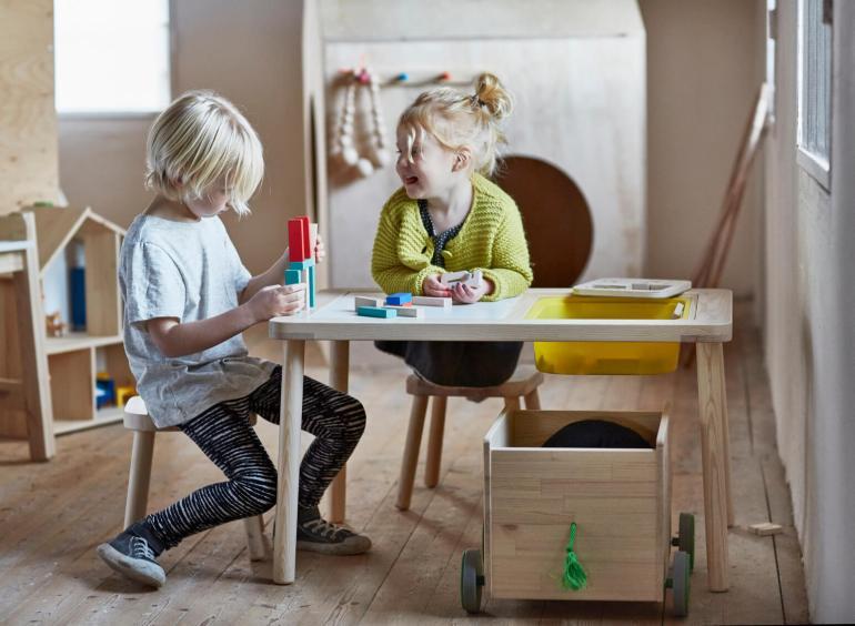 อิเกีย เผยแรงบันดาลใจในการเล่น พร้อมแนะไอเดียเนรมิตพื้นที่บ้าน  เพื่อเปิดโลกจินตนาการของเด็กๆ 20 - IKEA (อิเกีย)
