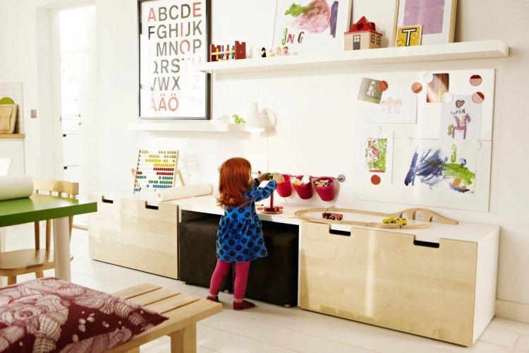 อิเกีย เผยแรงบันดาลใจในการเล่น พร้อมแนะไอเดียเนรมิตพื้นที่บ้าน  เพื่อเปิดโลกจินตนาการของเด็กๆ 19 - IKEA (อิเกีย)