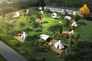 ฟูจิตะคันโกะเปิดตัว Nordisk Village ครั้งแรกที่หมู่เกาะโกโตะ ประเทศญี่ปุ่น 6 -