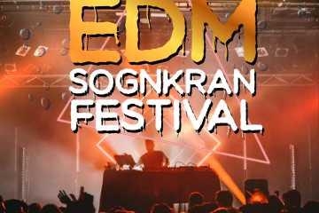 EDM Songkran Festival 2018 at Royal Garden Plaza Pattaya 10 -