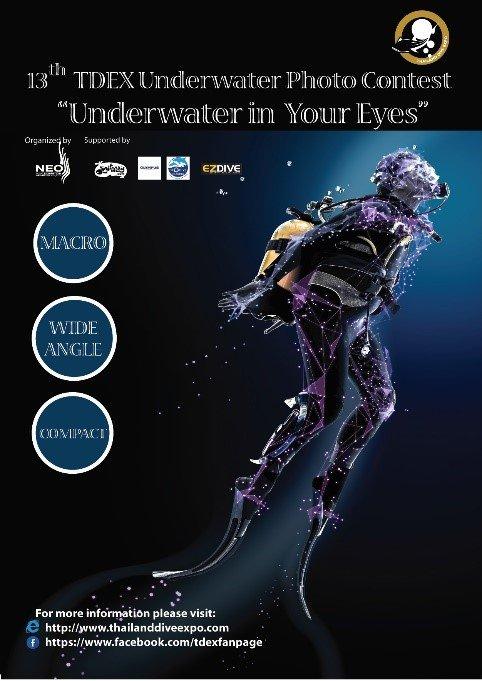 """""""นีโอ"""" ชวนประกวดภาพถ่ายใต้น้ำ ปีที่ 13 ชิงเงินรางวัลกว่า 3 แสนบาท 13 -"""