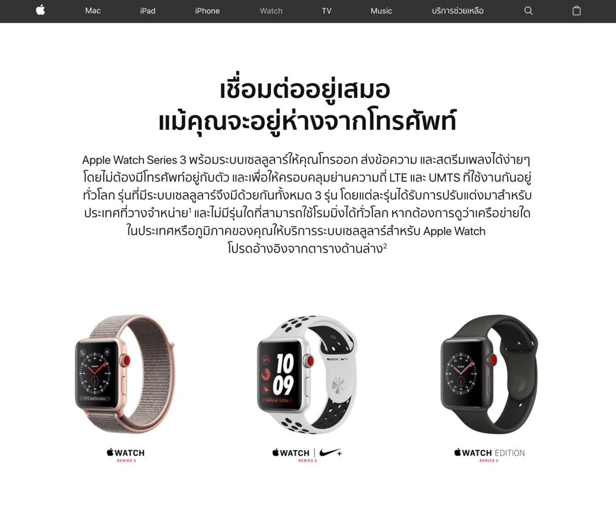รีวิว Apple Watch LTE นาฬิกาแอปเปิ้ลใหม่ใส่ซิม โทรได้แม้ไร้ iPhone 14 - Smart Home
