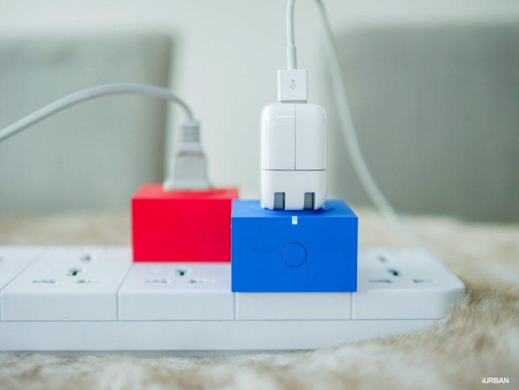 รีวิว Lamptan Smart Socket ปลั๊ก WIFI ที่เปลี่ยนอุปกรณ์เดิม ให้เปิดผ่านแอพมือถือและทำงานอัตโนมัติ 27 - Lamptan