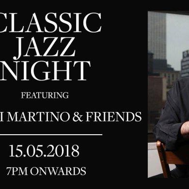 CLASSIC JAZZ NIGHT FEATURING JOHN DI MARTINO & FRIENDS AT ZEST BAR & TERRACE, THE WESTIN GRANDE SUKHUMVIT, BANGKOK 19 -