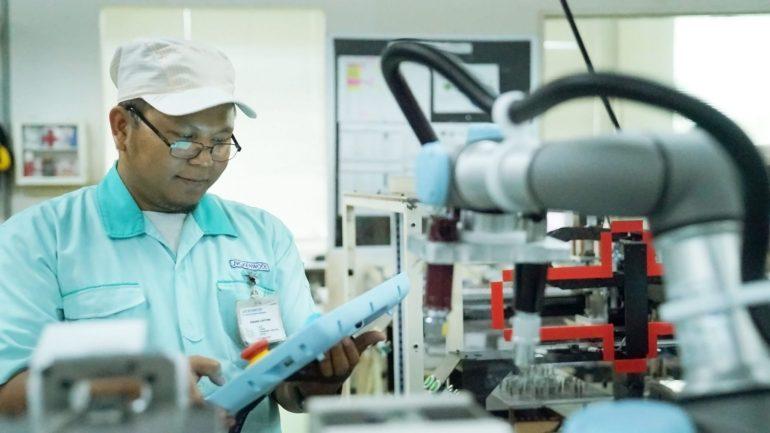 ยูนิเวอร์ซัล โรบอทส์ ขับเคลื่อนเทคโนโลยีอัตโนมัติเพื่อส่งเสริมอุตสาหกรรมการผลิต 13 -